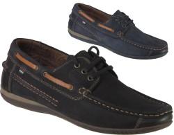 ISPARTALILAR - Rekırs 101 Hakiki Deri Ortopedi Günlük Erkek Ayakkabı (40-44)
