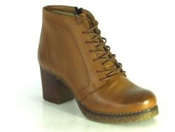 Riccardo Colli - Riccardo Colli 3955 Bayan Topuklu % 100 Deri Bot Ayakkabı