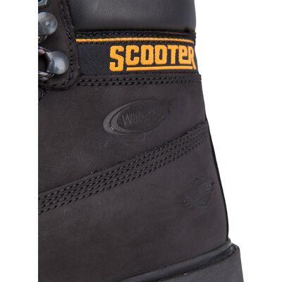 Scooter 5130 Ortopedi Kaymaz Nubuk Deri Su Geçirmez Unisex Bot