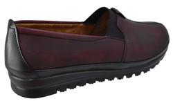 Selena 32 Ortopedik Siyah Mevsimlik Bayan Günlük Ayakkabı (36-40) - Thumbnail