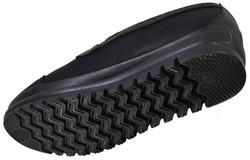 Selena 38 Ortopedik Deri Siyah Kadın Günlük Ayakkabı (36-40) - Thumbnail