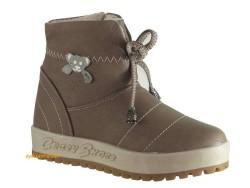 ISPARTALILAR - Starkids Vizon Rahat Kışlık Kız Çocuk Bot Ayakkabı 30-35 arası