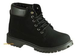 ISPARTALILAR - Strong Hazır Taban Kız Bot Erkek Bot Ayakkabı 36-40 Arası