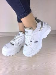 Su Perisi - Su Perisi 22 Ortopedi Yüksek Taban Günlük Çocuk Kadın Spor Ayakkabı