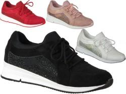 Su Perisi - Su Perisi Ortopedi Siyah Günlük Bayan Spor Ayakkabı (36-40)