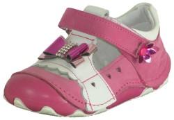 ISPARTALILAR - Teo Bebe Ortopedi Hakiki Deri Kız İlkadım Ayakkabı (18-24)