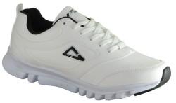 Tracker - Tracker Molan Ortopedi Hafif Beyaz Erkek Spor Ayakkabı (40-44)