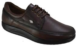 ISPARTALILAR - Ulusoy 202 Topuk Masajlı Hakiki Deri Kışlık Erkek Ayakkabı
