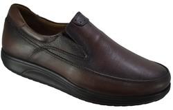 ISPARTALILAR - Ulusoy 201 Topuk Masajlı Ortopedi Deri Kışlık Erkek Ayakkabı