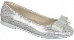 Vetta - Vetta Rahat Siyah VE Beyaz Çocuk Kız Babet Ayakkabı (31-36)