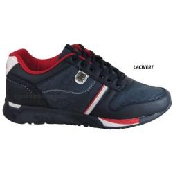 Diğer - Wanderfull Mevsimlik Lacivert Erkek Spor Ayakkabı 3 Farklı Renk
