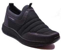 Jump - Wanderfull 4042 Ortopedi Siyah Günlük Unisex Spor Ayakkabı