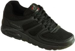 DİĞER - Wanderfull Erkek Bayan Unisex Siyah Spor Ayakkabı (36-39)