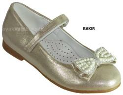 ISPARTALILAR - Welch Ortopedi Bakır Kız Çocuk Babet Ayakkabı (26-36)