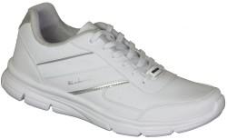 Jump - Wickers Ortopedi Büyük Numara Beyaz Erkek Spor Ayakkabı 45-46-47