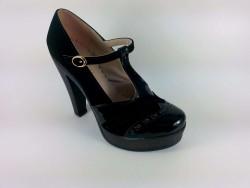 ISPARTALILAR - Witty Bayan Bilekten Kemerli Yarı Rugan Ayakkabı