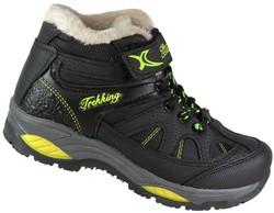 Diğer - Zümrüt 182 Rahat SİYAH Erkek Çocuk Bot Ayakkabı
