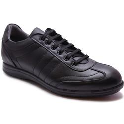 Ayakkabiburada - Ayakkabiburada 118 Ortopedi Kauçuk Taban Deri Kışlık Erkek Ayakkabı (40-44)