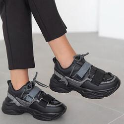 ISPARTALILAR - 8080 Ortopedi Sneakers Kadın Spor Ayakkabı (36-40)