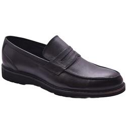 ISPARTALILAR - Ayakkabiburada 092 Ortopedi Hakiki Deri Günlük Erkek Ayakkabı