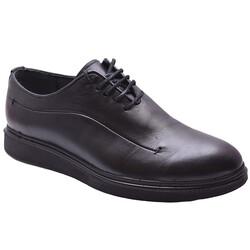 ISPARTALILAR - Ayakkabiburada 093 Ortopedi Hakiki Deri Günlük Erkek Ayakkabı