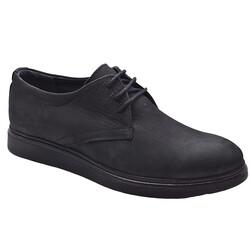 ISPARTALILAR - Ayakkabiburada 094 Ortopedi Hakiki Deri Günlük Erkek Ayakkabı