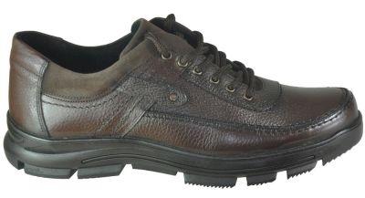 Ayakkabiburada 1753 Ortopedi Deri Erkek Kışlık Ayakkabı