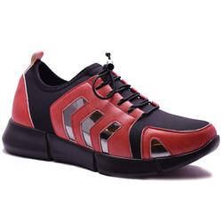 Ayakkabiburada - Ayakkabiburada 187 Ortopedi Taban Günlük Kadın Spor Ayakkabı