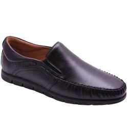 Ayakkabiburada - Ayakkabiburada 2021-315 Tam Ortopedi Hakiki Deri Erkek Ayakkabı