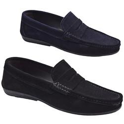 ISPARTALILAR - Ayakkabiburada 83 Ortopedi Hakiki Deri Laofer Erkek Ayakkabı