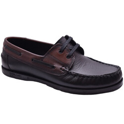 ISPARTALILAR - Ayakkabiburada 86 Ortopedi Hakiki Deri Laofer Erkek Ayakkabı