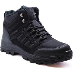 Ayakkabiburada - Ayakkabiburada X6 Ortopedi Trekking Erkek Bot Ayakkabı