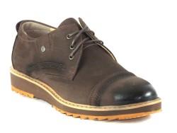 BANNER - Banner 254 %100 Deri Kauçuk Taban Deri Erkek Ayakkabı