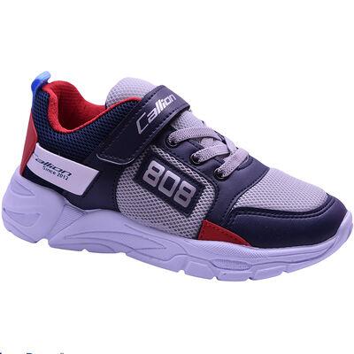 Callion 809 Ortopedi Taban Erkek Çocuk Spor Ayakkabı