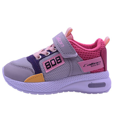 Callion 908 Ortopedi Taban Kız Bebe Çocuk Spor Ayakkabı (22-25)