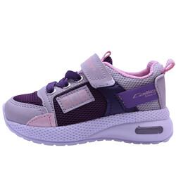 Callion 908 Ortopedi Taban Kız Bebe Çocuk Spor Ayakkabı (22-25) - Thumbnail