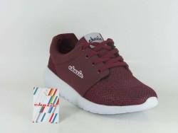 ISPARTALILAR - Chazic 8007 Unisex Hafif Taban Fileli Bağlı Günlük Spor Ayakkabı