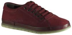 BANNER - Craft Shoes Ortopedi Bordo Hakiki Deri Günlük Erkek Ayakkabı (40-44)