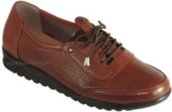 ISPARTALILAR - D.Carlotti 11 Taba Küçük Numara Erkek Deri Ayakkabı (36-40)