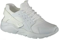 Diğer - Forza 18726 Ortopedi YENİ SEZON Beyaz Unisex Spor Ayakkabı (36-44)