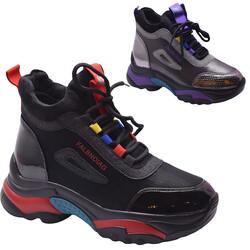 Guja - Guja 20k385 Ortopedi Taban Kadın Bot Ayakkabı
