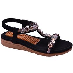 Guja - Guja 21Y120-27 Ortopedi Kadın Sandalet