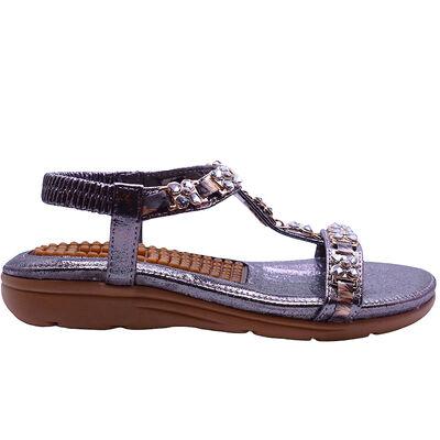 Guja 21Y120-27 Ortopedi Topuk Masajlı Kadın Sandalet