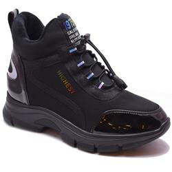 Guja - Guja Rahat Taban Kadın Bot Ayakkabı (36-41) 20k301-11 Sneaker