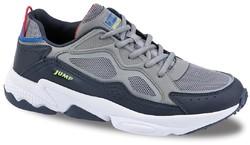 Jump - Jump 24712 Ortopedi Gri Erkek Spor Ayakkabı (36-45)