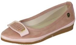 ISPARTALILAR - La Moor Ortopedi Günlük Bayan Pudra Babet Ayakkabı (36-40)