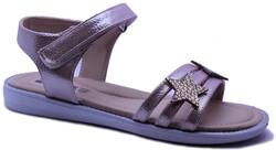 Mini Women - Mini Women 94 Ortopedi Günlük Kız Çocuk Sandalet Ayakkabı