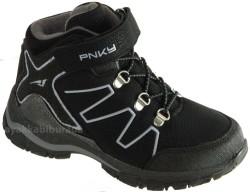 Pinokyo - pinokyo 12058 Siyah Erkek Çocuk Bot Ayakkabı (31-35)