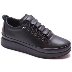 Ayakkabiburada - Plato 108 Tam Ortopedi Hakiki Deri Kadın Bot Ayakkabı (36-40)