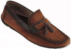 Riccardo Colli - Riccardo Colli 4301 Rahat Taba Deri Erkek Ayakkabı